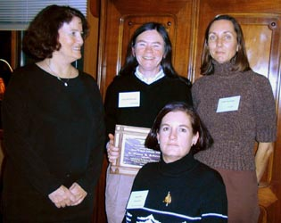 Fran McSweeney and Selection Committee